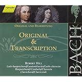 Bach: Original & Transcription