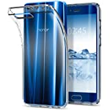 Cover Honor 9, Spigen [Clear Ultra Sottile Silicone Gel] Liquid Crystal **Estremamente Sottile & Puro Trasparente** Premium TPU silicone case - Custodia Cover Huawei Honor 9, Custodia Huawei Honor 9, Huawei Honor 9 Cover - (L17CS21993)
