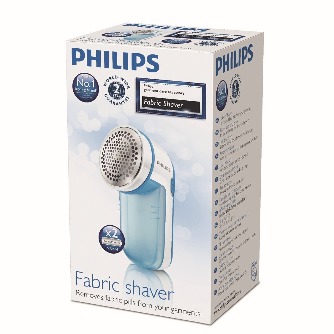 Quitapelusas Philips GC026/00 por solo 10,90€