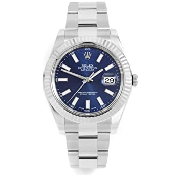 3c599e6fda7 Image Unavailable. Image not available for. Color: Rolex 116334 Men's 41mm  Datejust II ...