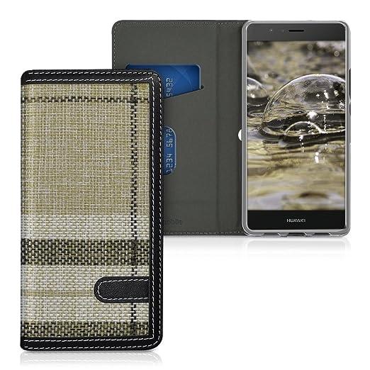 20 opinioni per kwmobile Cover Flip per Huawei P9 Lite- Custodia a libro protettiva per