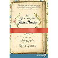 The Lost Memoirs of Jane Austen Large Print