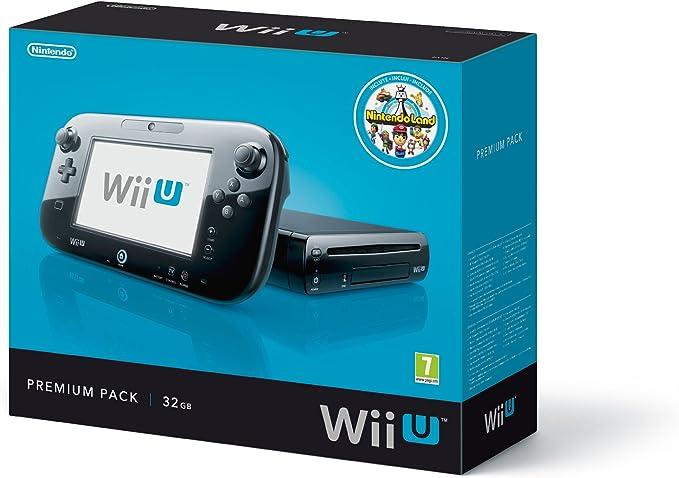 Nintendo Wii U - Pack Premium - 32 GB [Importación italiana]: Amazon.es: Videojuegos