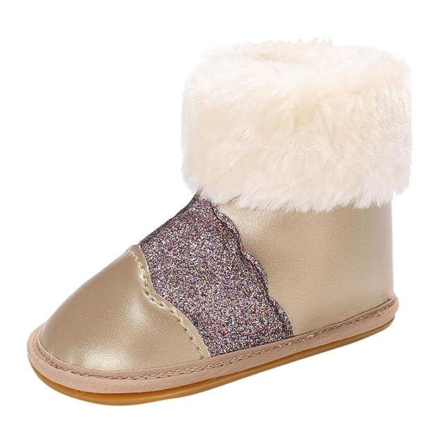 Baby-weiche Gummistiefel-Schnee-Aufladungs-Säuglingskleinkind Neugeborene  Kobay: Amazon.de: Schuhe & Handtaschen