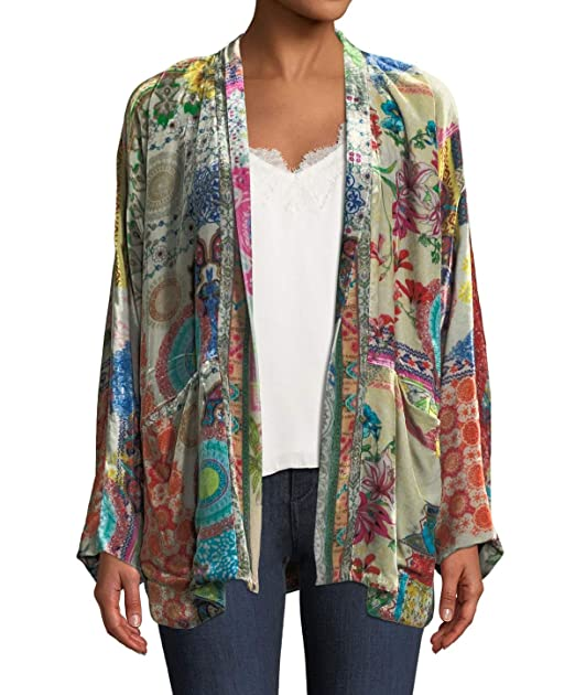Amazon.com: Johnny Was Gigi C43918 - Chaqueta Kimono de ...