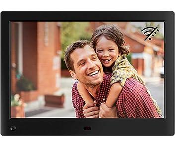 Cornici Digitali Con Usb.Nix Advance Cornice Fotografica Digitale Widescreen X10h Non Wifi Con Schermo 1280x800 Hd 16 10 Is Sensore Di Movimento Slot Per Schede Usb E Sd