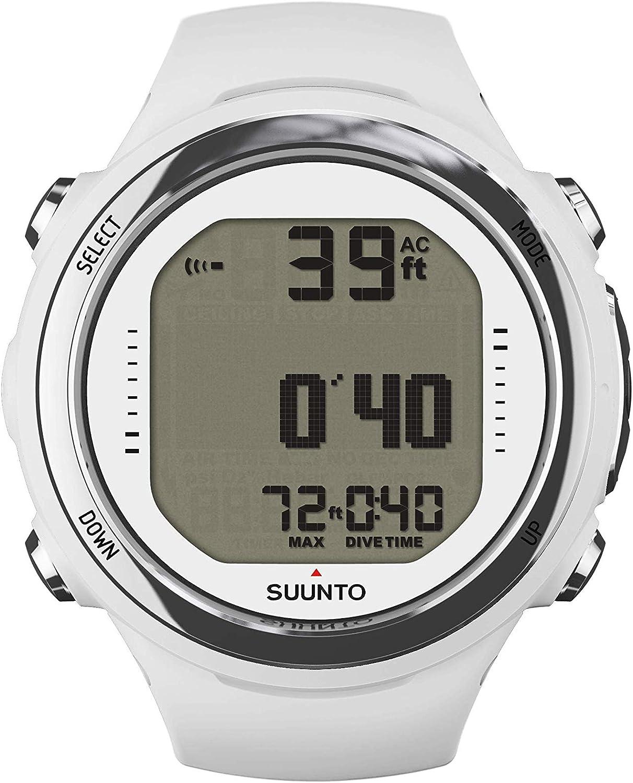 Suunto Dive D4I - Reloj Deportivo Unisex para Adulto (Talla única), Color