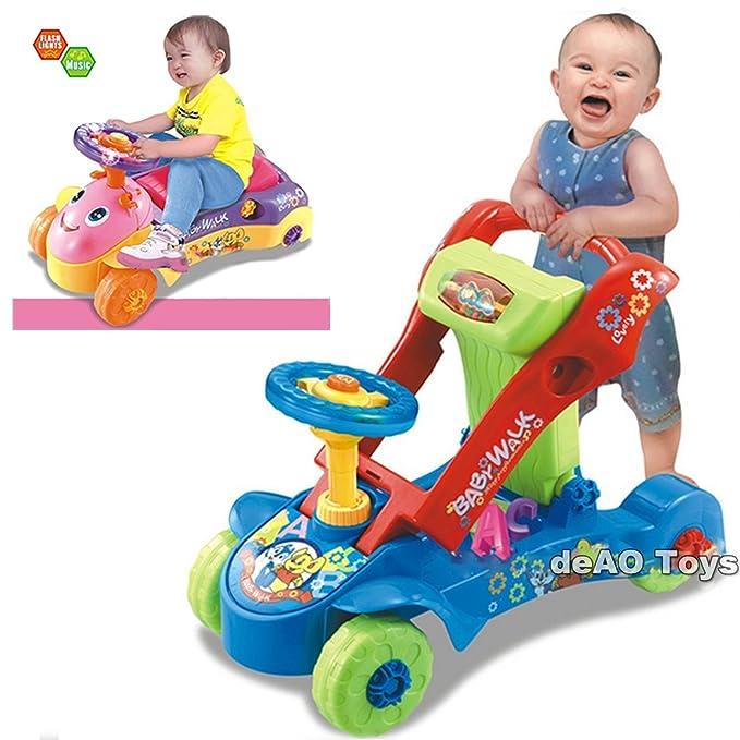 Amazon.com: (blc-y) deAO 3 en 1 andador/Cortadoras de coche ...