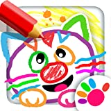 Painting Games for Kids, Girls Full