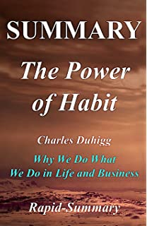 The power of habit why we do what we do in life and business summary the power of habit by charles duhigg why we do what we fandeluxe Gallery