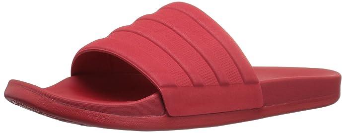 promo code 44c8d a158e adidas Mens adilette Comfort Slides Amazon.ca Shoes  Handbag