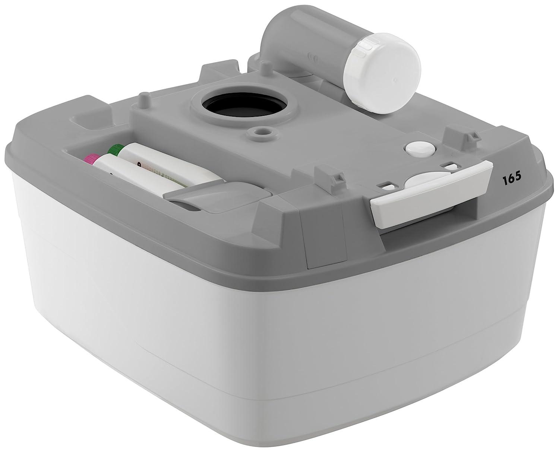 Thetford porta potti qube tragbare chemische toilette amazon