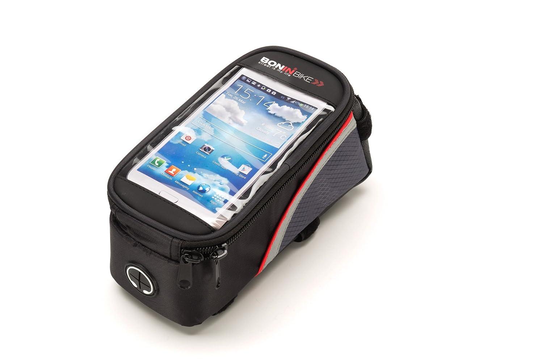 Bonin t12496l-r-bo, Bolso Porta Smartphone al Bastidor con Salida ...