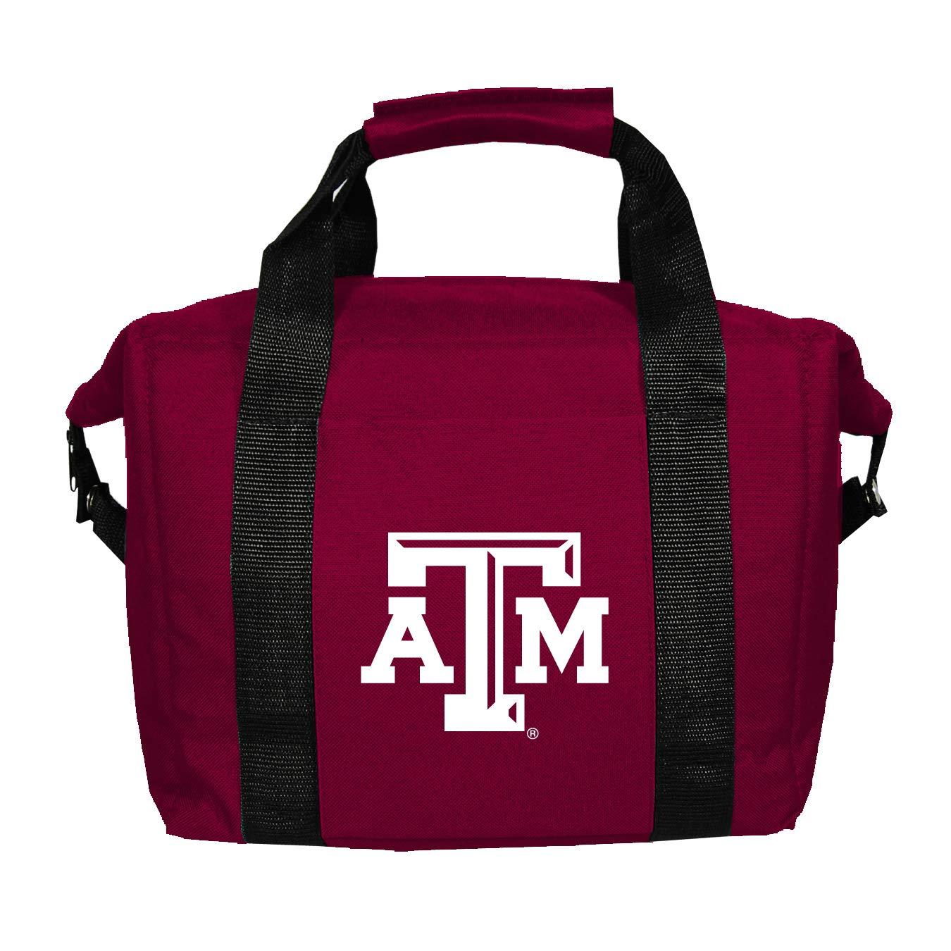 Kolder NCAA Texas A & M Aggies Weiche Seiten Baumwollmusselin Kühltasche
