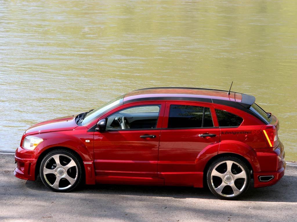 Seitenschweller 2-tlg. links von Königseder für Dodge Caliber: Amazon.es: Coche y moto