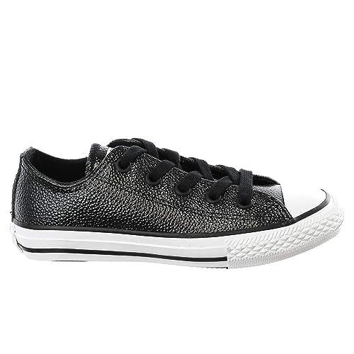 0a8fb7e9eed3 Converse Boys Chuck Taylor All Star Ox Leather Fashion Sneaker Shoe   Amazon.ca  Shoes   Handbags