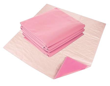 Amazon.com: Remedies Almohadillas lavables para cama ...