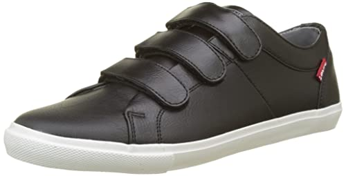 Mens Woods Velcro Trainers Levi's