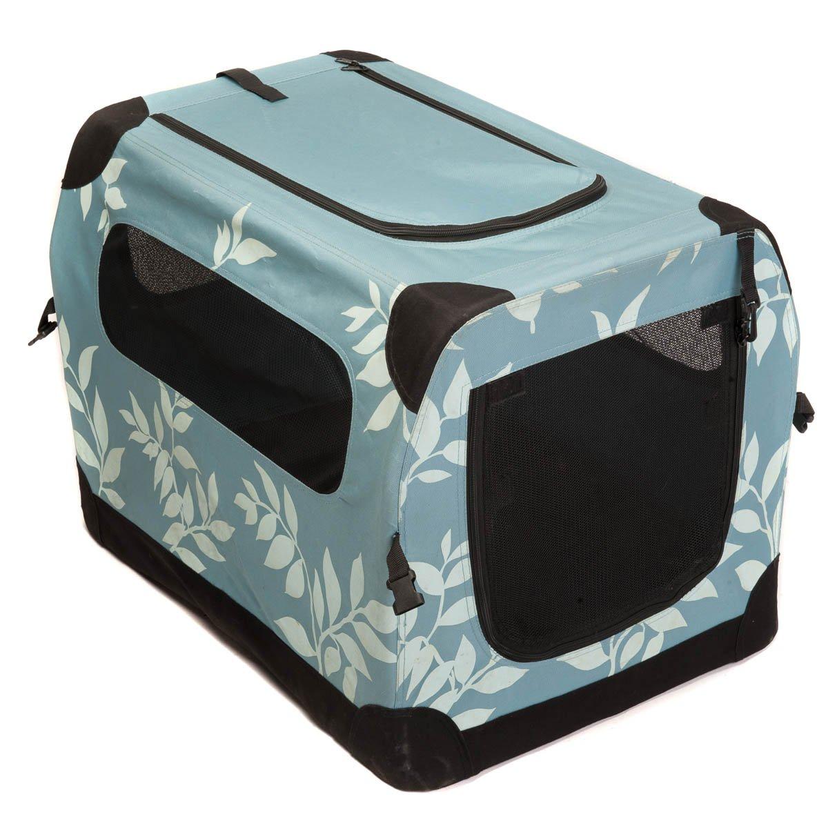 Favorite Top Load Soft Portable Car Travel Vet Visit Pet Dog Cat Carrier Extra Large