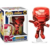 Funko Pop! Avengers Infinity War - Iron Man #285 Exclusive Release (Chrome Red)