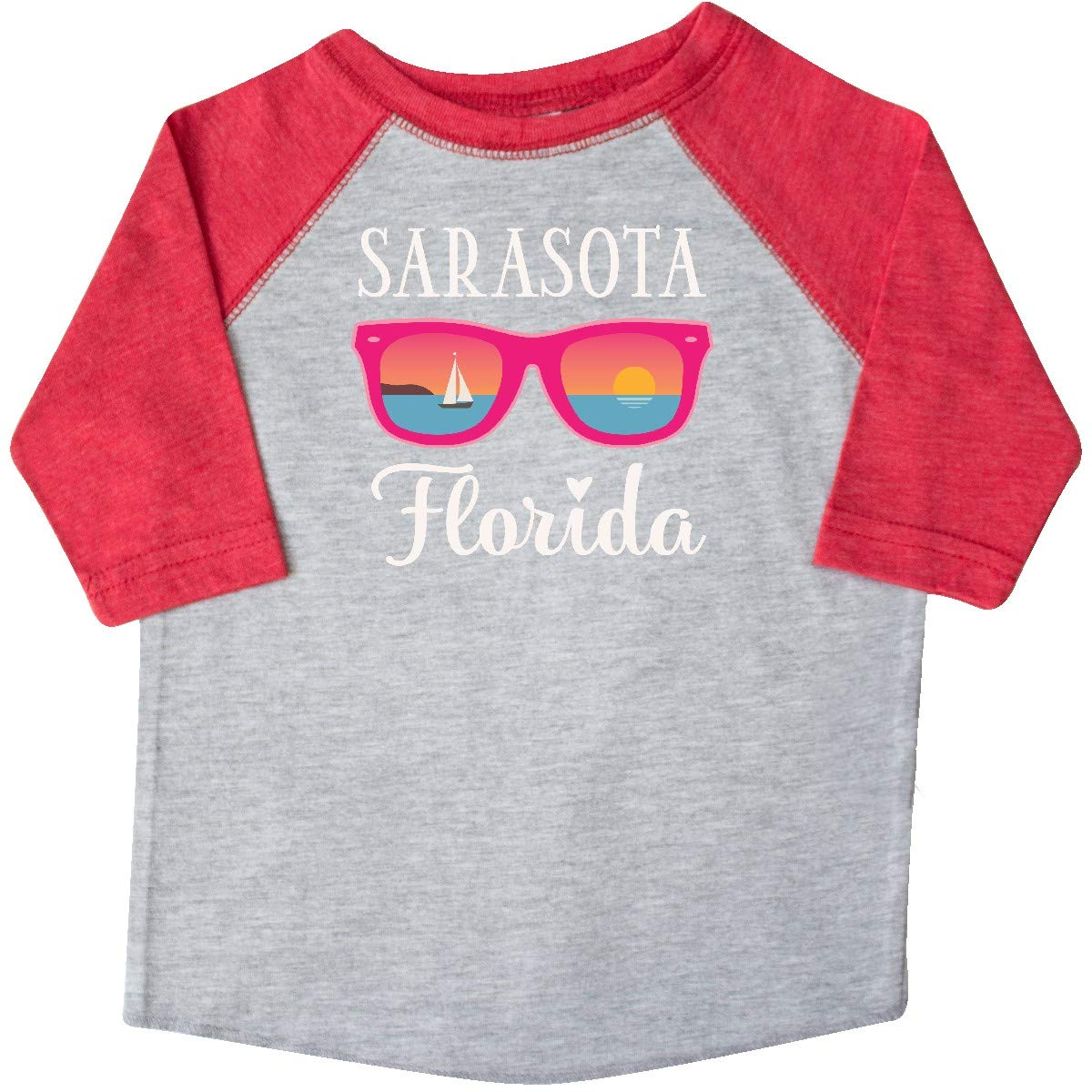 inktastic Sarasota Florida Summer Trip Toddler T-Shirt