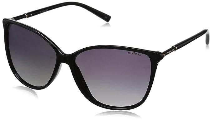 e39347cd5e Polaroid PLD 4005/S IX D28 Gafas de sol, Negro (Shiny Black/Grey Sf ...