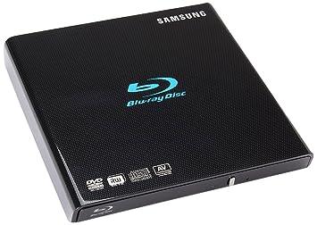 Samsung SE-506BB/TSBD - Reproductor de DVD y Blu-ray portátil, color negro: Amazon.es: Electrónica