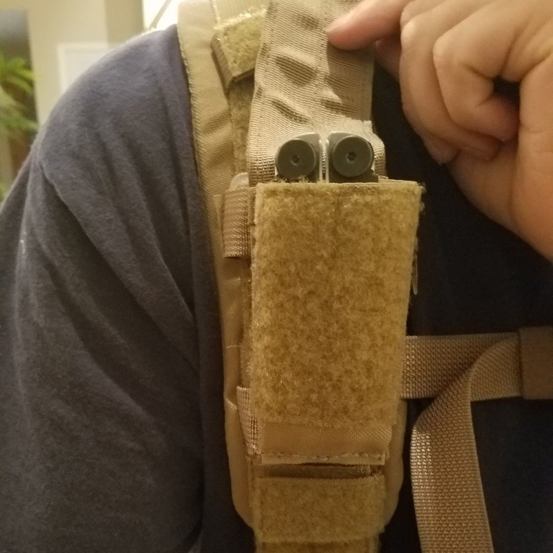 Atlas 46 AIMS Multi-Tool Pouch Coyote | Work, Utility, Construction, and Contractor
