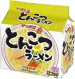 サッポロ一番 とんこつラーメン 5食×6個