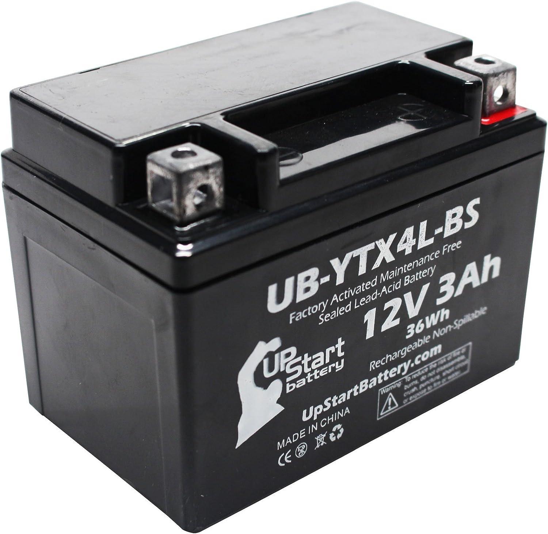 YTX4L-BS 2012 Shido Lithium LTX4L-BS Batterie KTM SMR450  Bj