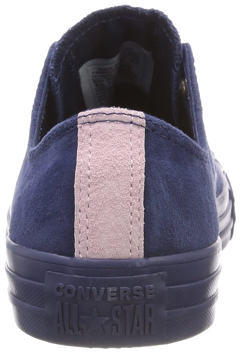 Amazon.com  Converse Unisex Adults  CTAS Ox Navy Cherry Blossom Trainers   Shoes 9047863d2