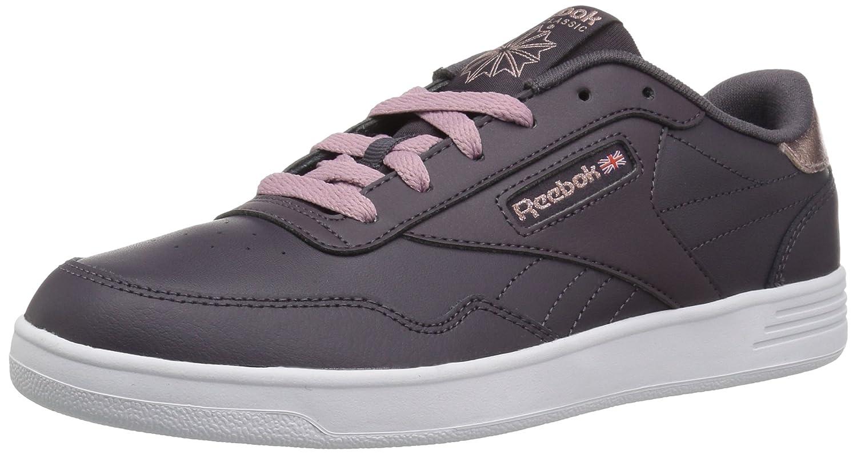 Reebok Women's Club MEMT Sneaker B077Z99B71 6.5 B(M) US|Us-smoky Volcano/Rose Gold