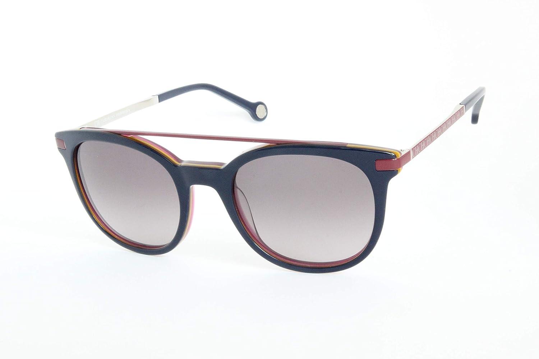 Carolina Herrera SHE69001CU Gafas de sol, Azul, 50 para ...
