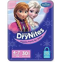 Huggies DryNites, Girls, Size 4-7 Years (Pack of 30)