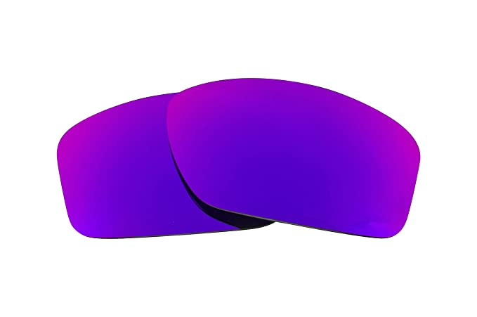 8c2454396e5 Image Unavailable. Image not available for. Color  Oil Drum Replacement  Lenses Polarized Purple by SEEK fits OAKLEY Sunglasses