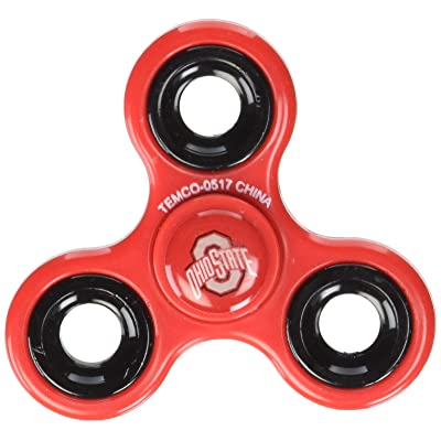 NCAA Ohio State Buckeyes Three Way Diztracto Spinnerz: Toys & Games [5Bkhe0904420]