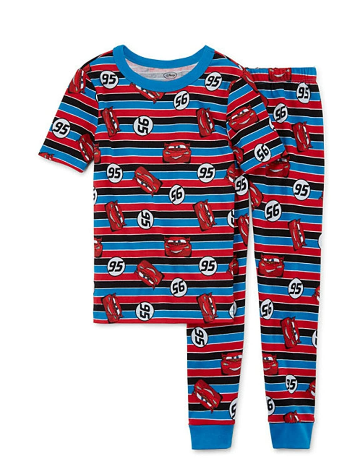 Disney Cars 2-pc Pajamas Pant Set for Boys - Lightning McQueen