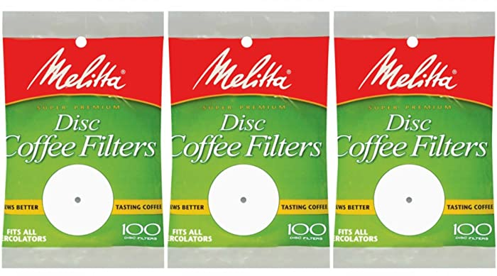 Top 9 Melitta Disc Coffee Fisters