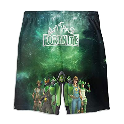 Epic Games Fortnite Board Shorts Swimwear Beach Holiday Party Swim Pants for Teen