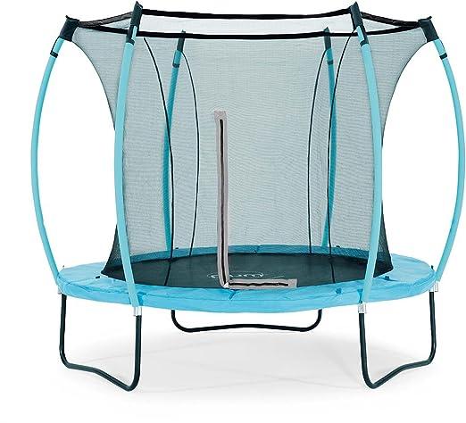 Plum 8 ft colores springsafe - Cama elástica, color turquesa ...