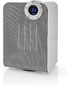 TronicXL - Calefactor eléctrico inteligente para baño, cocina, con ...