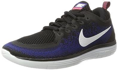 Scarpe Nike Uomo Free Run Distance 2 Blu