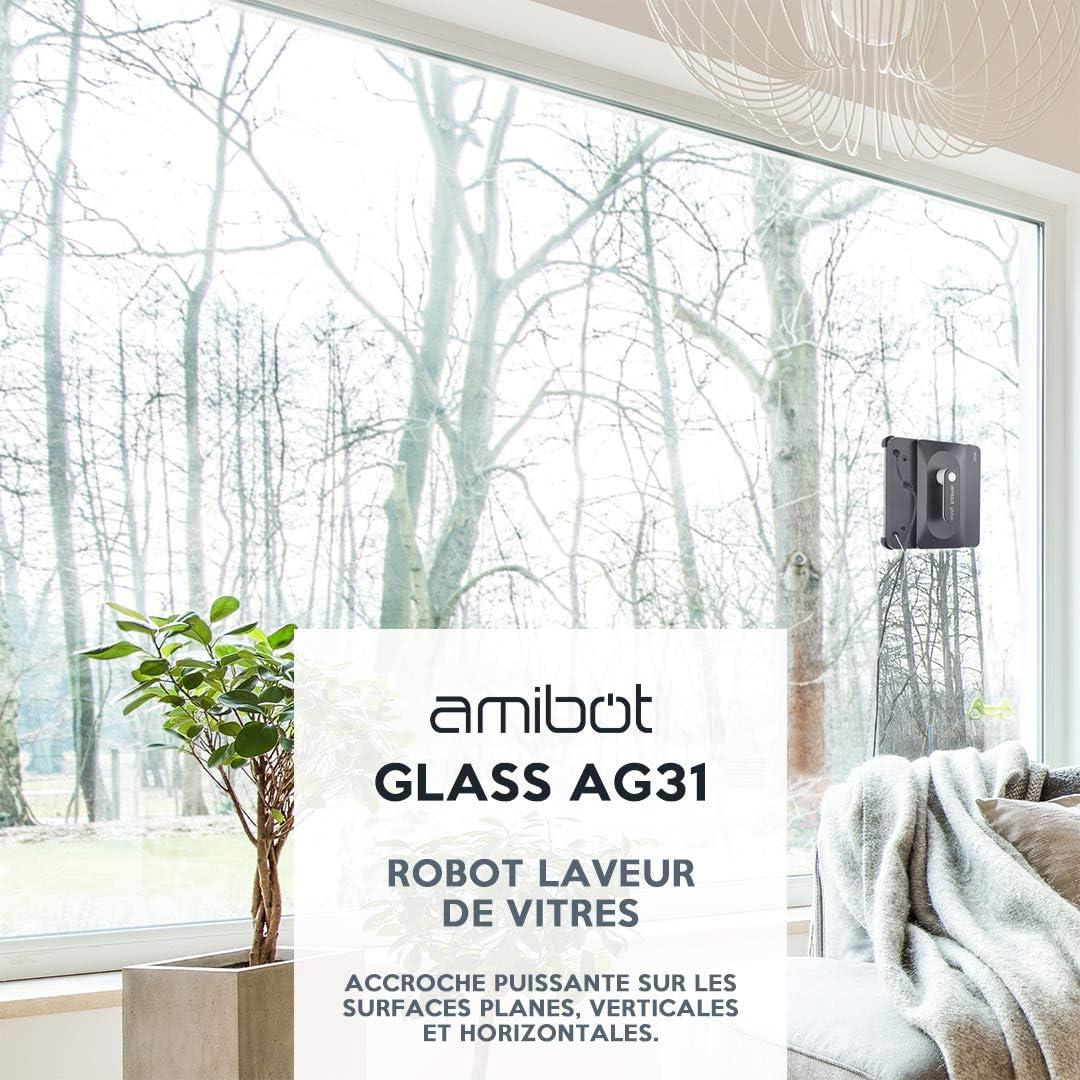 AMIBOT Glass AG31-Robots Laveurs de Vitre
