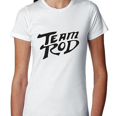 f8ccda998 Amazon.com: Hollywood Thread Rod Kimble - Team Rod Support Womens ...