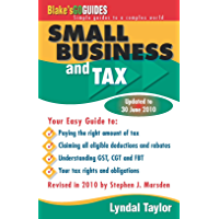 Small Business and Tax (Blake's Go Guides)