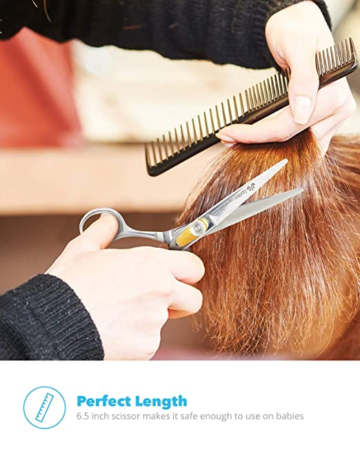 有一把专业剪发剪,刘海,发梢,发型,想怎样剪就怎样剪