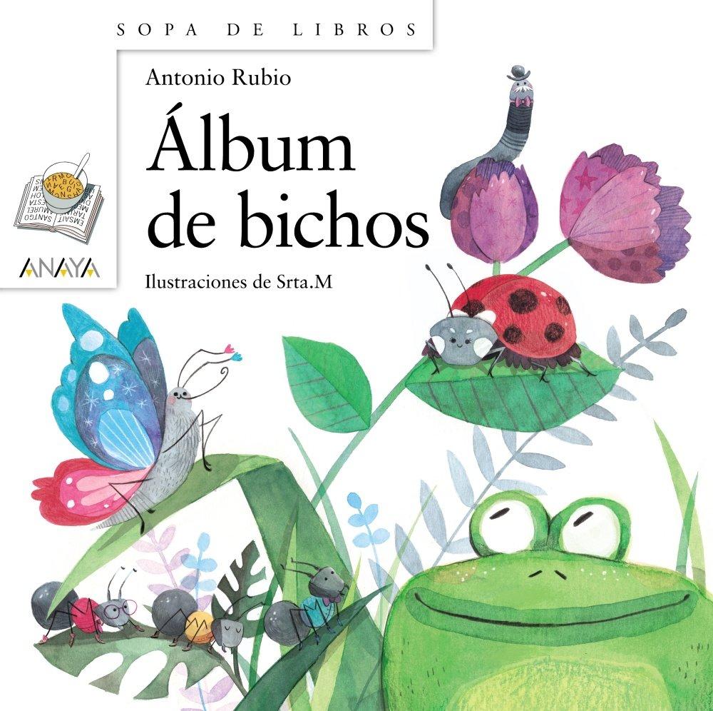 Álbum de bichos (Spanish Edition) pdf epub