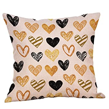 Amazon.com: Fundas de almohada de despejo, San Valentín ...