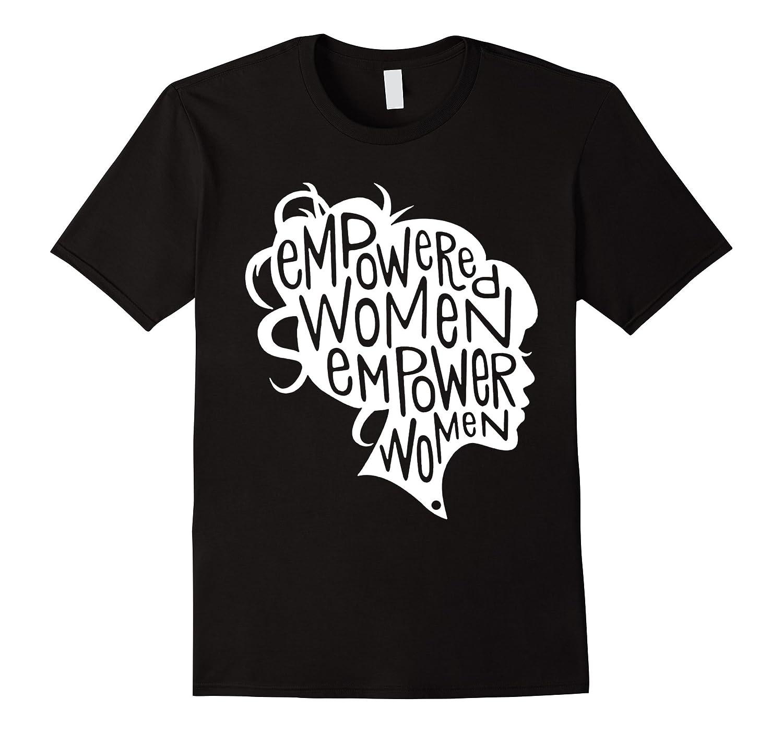 Feminist Empowered Women March Hot 2017 T-Shirt-FL