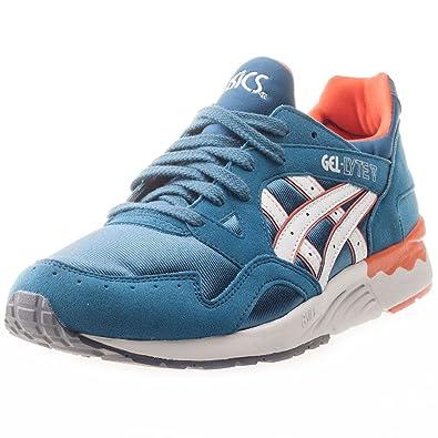 Zapatillas Asics - Gel-Lyte V Gs azul/gris talla: 37: Amazon.es: Zapatos y complementos
